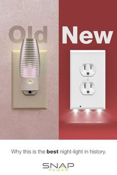 awesome The Nightlight Reinvented! No more old school style nightlights when you can hav... by http://www.99-homedecorpictures.club/decorating-ideas/the-nightlight-reinvented-no-more-old-school-style-nightlights-when-you-can-hav/