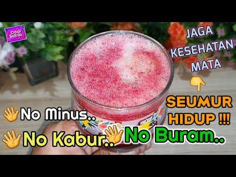Minum Jus Ini Mata Sehat Seumur Hidup Bebas Rabun Dan Minus Dodi Satria Youtube Buah Bit Jus Herbal