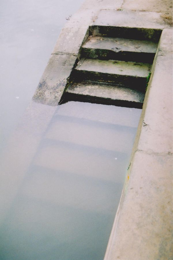 Step down into the sea - R_23.05.2014