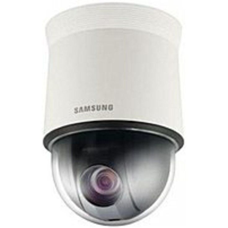 NOB Samsung SNP-L5233 1.3 Megapixel Outdoor Network PTZ Camera - 23x - White