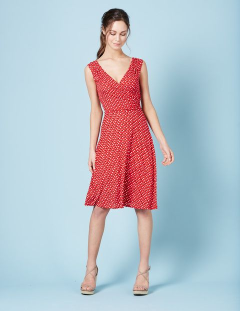 Georgia Jersey Dress WW014 Day Dresses at Boden $138 ...