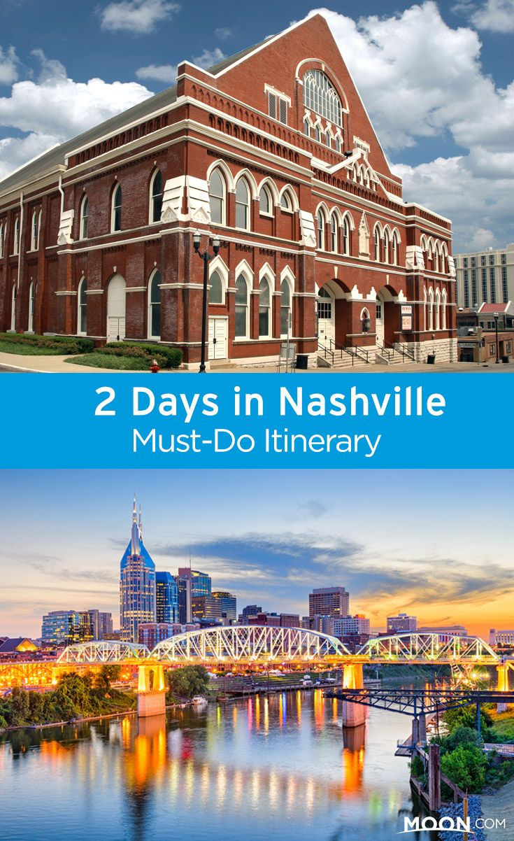 There are songs in the air all around this city, but there's more to Nashville than great music. Spend a fun-filled weekend experiencing all the sights, sounds, and tastes of Tennessee's Music City. #nashville #travel #tennessee