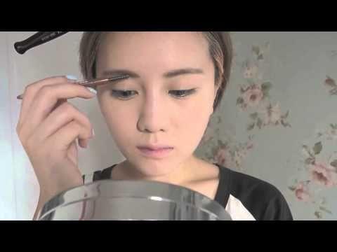 Asi se maquillan en Japon - YouTube