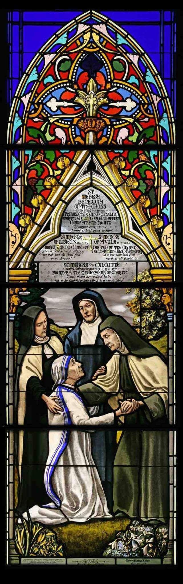 Welcoming a new Saint : St Teresa of Calcutta                                                                                                                                                                                 More