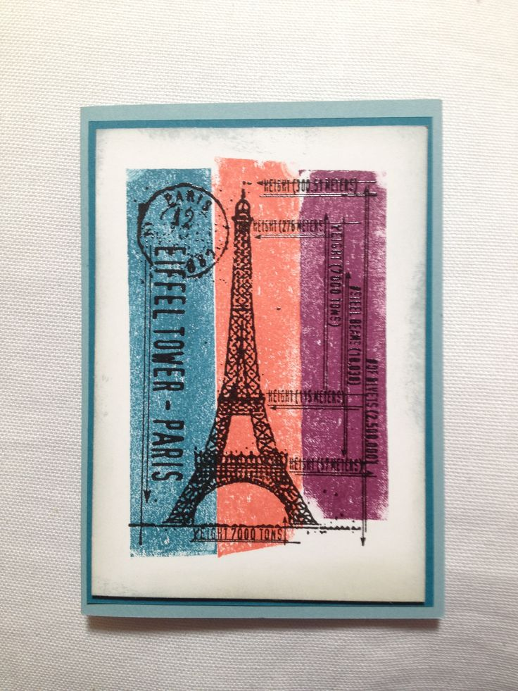 Stampin Up class - 8/3