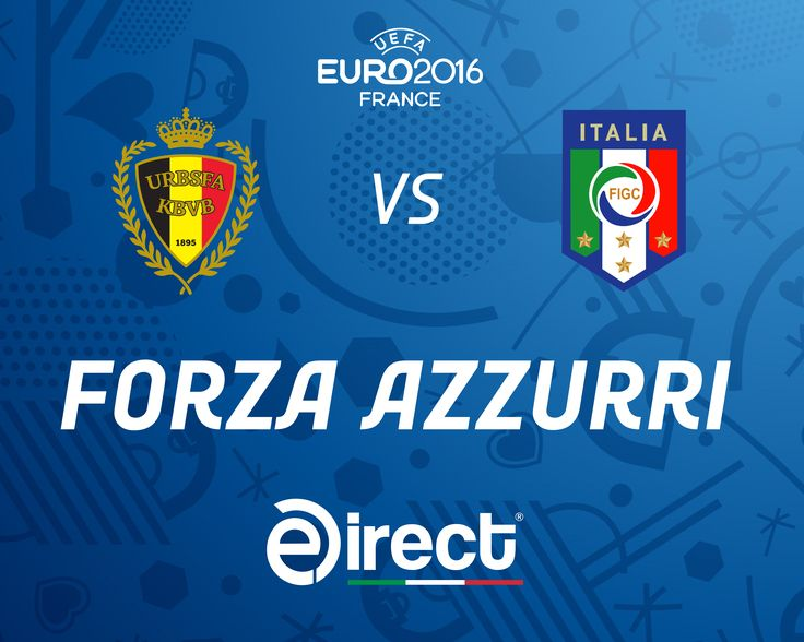 #ItaliaBelgio #UEFAEuro #Euro2016 #Italy #NazionaleItaliana #Graphic #Design