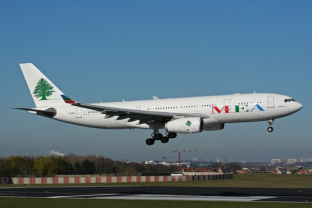 Middle East Airlines - MEA