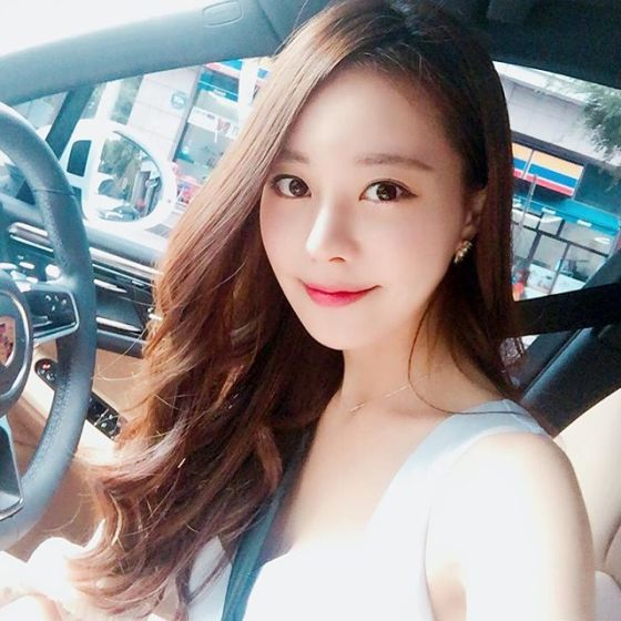 image Korean goddess yun sarang 3