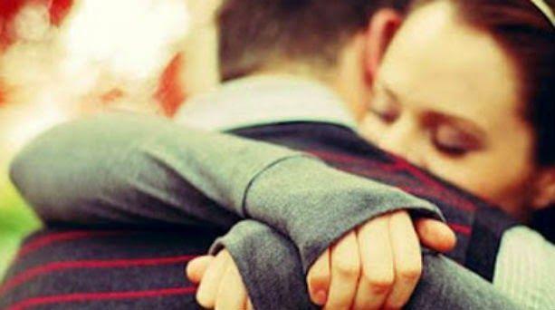 Μια αγκαλιά μόνο