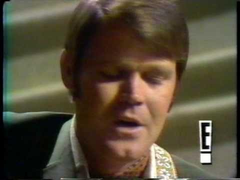 Glen Campbell - Galveston -  HQ Video -originally pinned by Louise Szczepanik