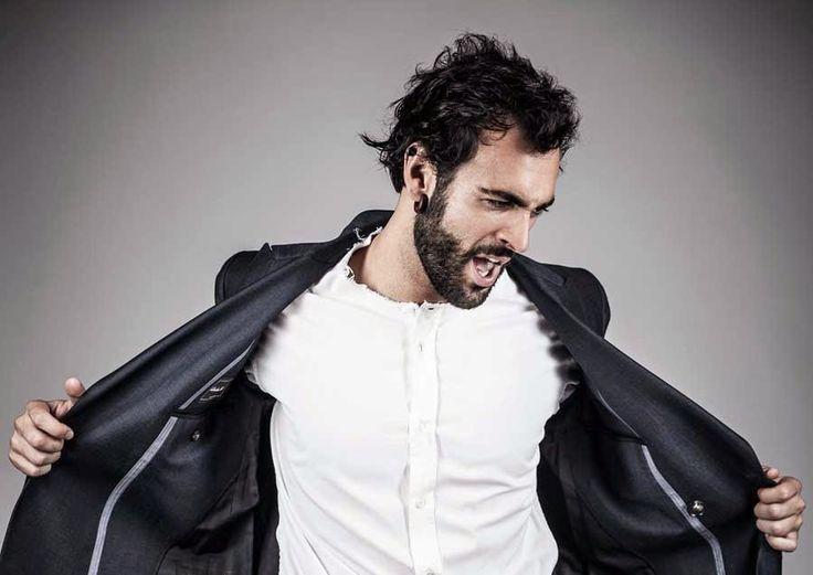 Os 10 homens mais sexy da música italiana