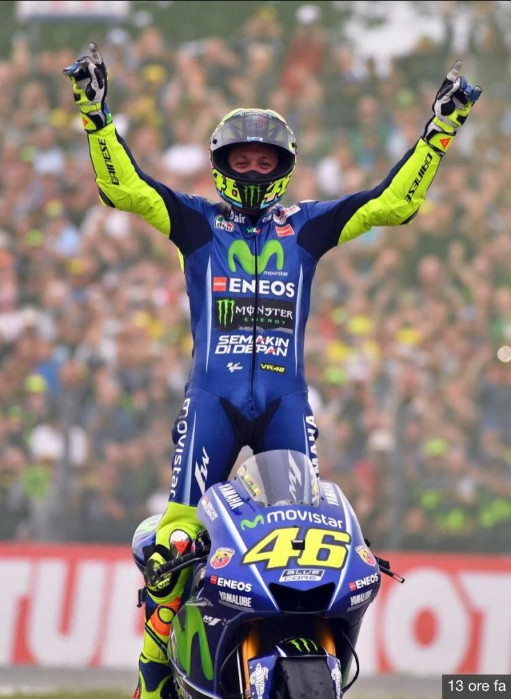 Valentino Rossi wins Grand Prix at Assen 2017