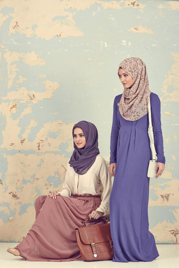 Hijab Fashion 2016/2017: Sélection de looks tendances spécial voilées Look Descreption Minimal Exposure.Maximum Style: INAYAH | New Collections - Spirit an