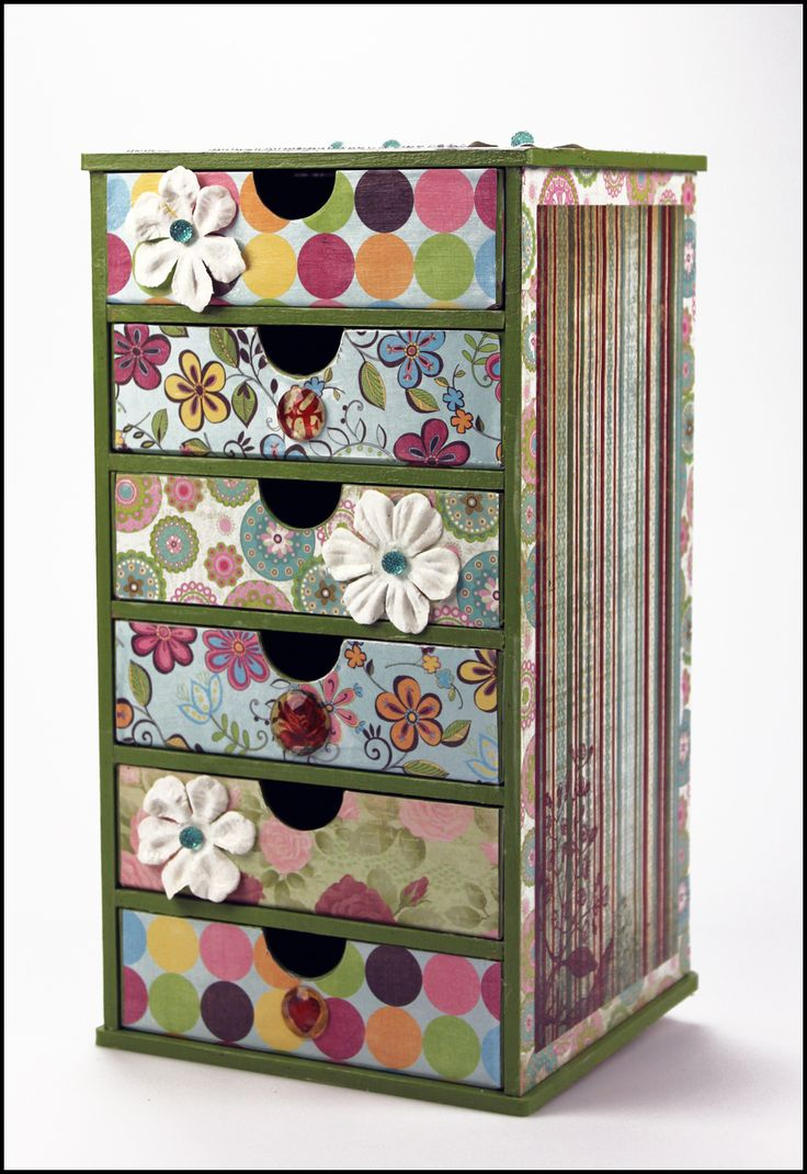 Chest of drawers - Scrapbook.com