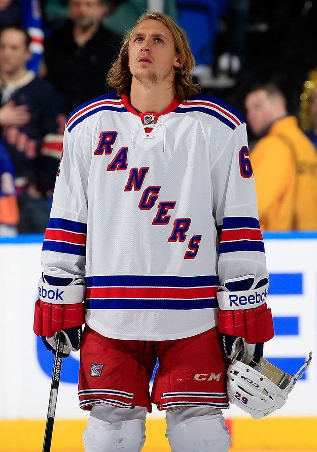 I got Carl Hagelin! Which NHL Player Should You Date?