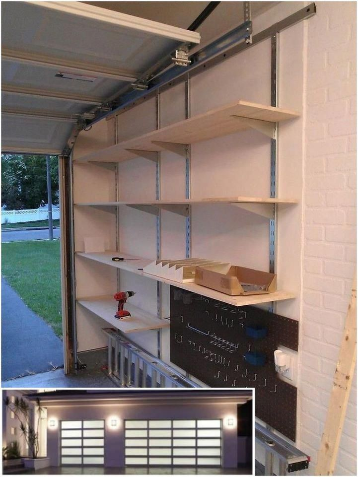 See Garage Storage Systems Including Shelf Closet Racks Shoes And Other Works Amenagement Chambre D Amis Amenagement Garage Renovation De Garage