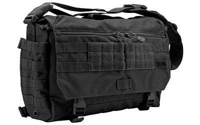 5.11 Tactical Rush Delivery Messenger Bag Black « Clothing Impulse