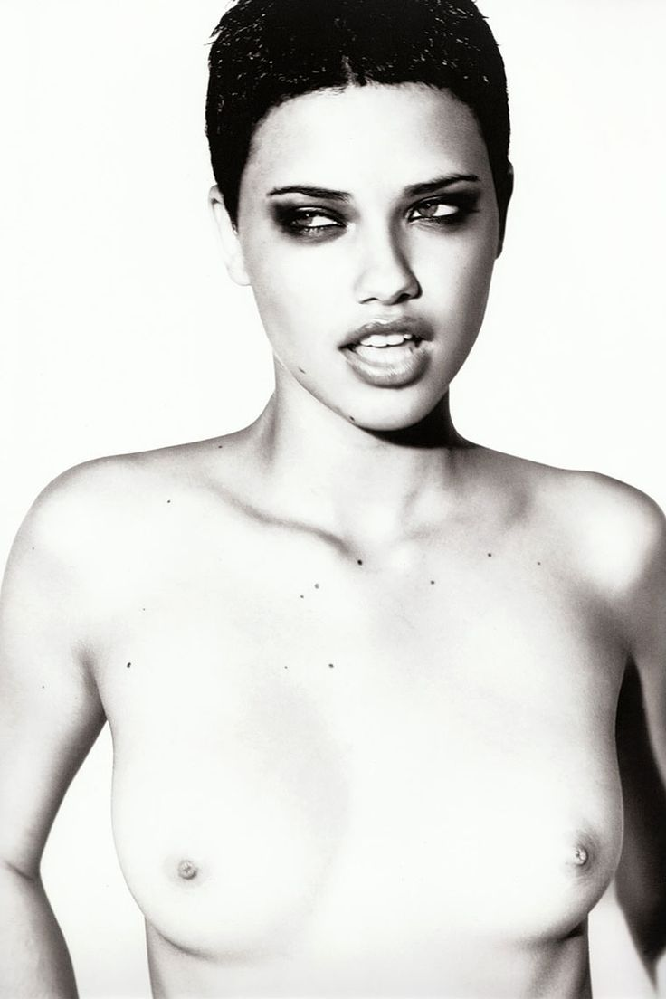 Adriana Lima by Ellen Von Unwerth for Wicked.