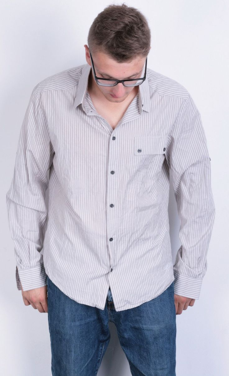 Get a Weekend Look with these Big and Tall Casual Shirts for Men Seriously you can't wear the same shirt that you wear to work on the weekends, that might work for happy hours, but this is the time to relax.
