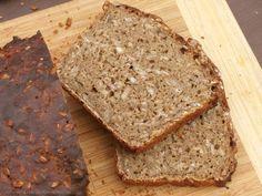 Žitný chléb do formy