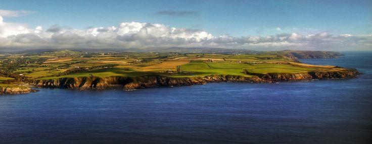 The Isle of Man. | 21 Gorgeous Panoramic Shots From Around Britain