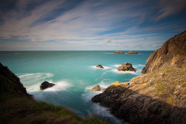 gorgeous Welsh Coast, South Wales #wales #cymru
