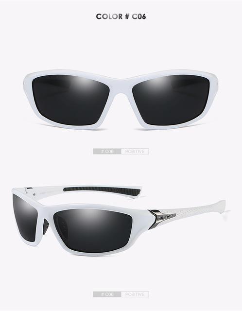 b3e85c6a72 DUBERY Brand Design Polarized Night Vision Sunglasses Men s Retro Male Sun  Glasses For Men Cool Goggles