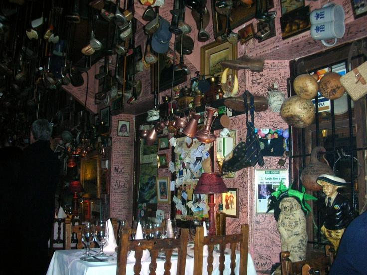 Rest. Casa Roberto, Fuengirola, España