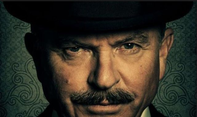 Chief Inspector Campbell.- Peaky Blinders