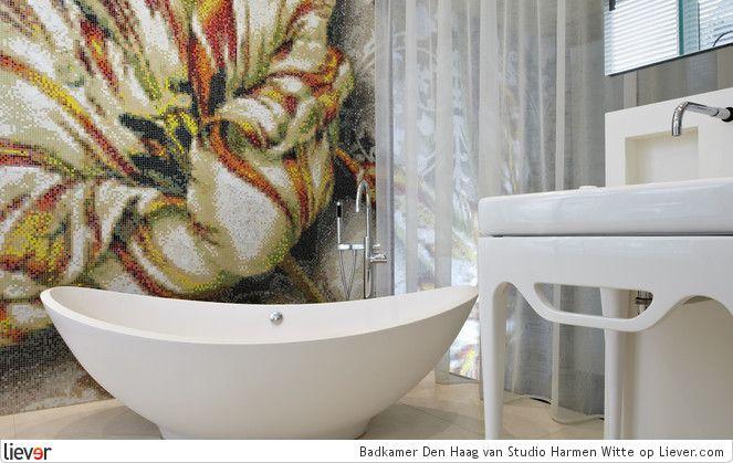 Harmen Witte Badkamer Den Haag - Harmen Witte interieurarchitecten - foto's