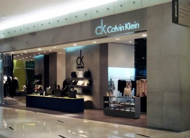 ck Calvin Klein Senayan City, Jakarta