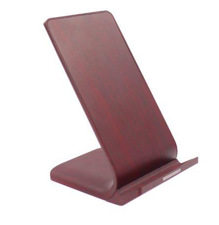 Wireless phone stand