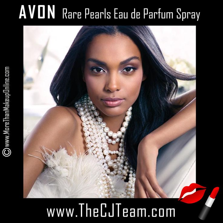 Rare Pearls Eau de Parfum Spray. Avon. A scent you will treasure. Drift away by the bliss of the ocean with this pearl musk, sandalwood, and patchouli based perfume spray. Surround yourself in a rain of petals with the mid notes of plum, honey, pepper, and pearlescent flower accord. The top notes land you on an island of lush green accord, sparkling aldehydes, and rosewood. Reg $23. #Avon #Sale #Rare #Avon4Me #Perfume #Fragrance #RarePearls #C11 Shop Avon Fragrances Online…