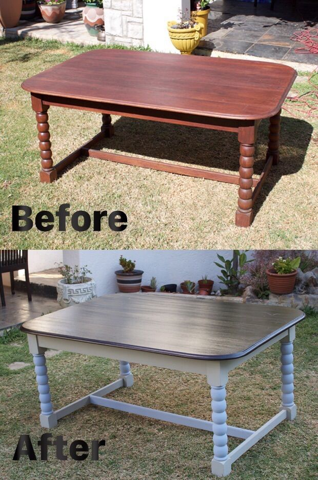 This stunning Rhodesian teak table is for sale ZAR 4500