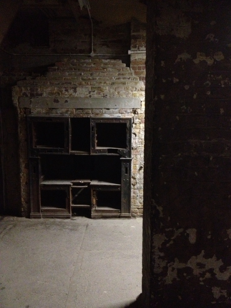Shoreditch Town Hall: Pin By Liz Male Consulting Ltd On In The Basement Of