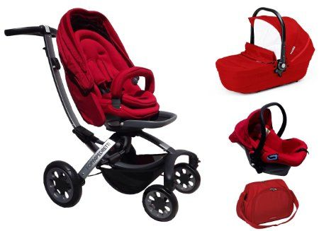 Foppapedretti Myo Travel System (Red): Amazon.co.uk: Baby