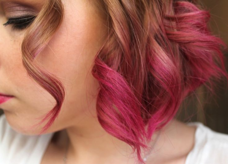 Pink Ombre.. tempting!
