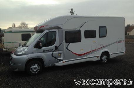 Camping Car Genesis