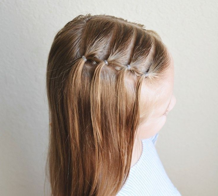 Hairstyle for little girl for every day in more than 40 inspiring ideas #coiffure #in #girl # ideas