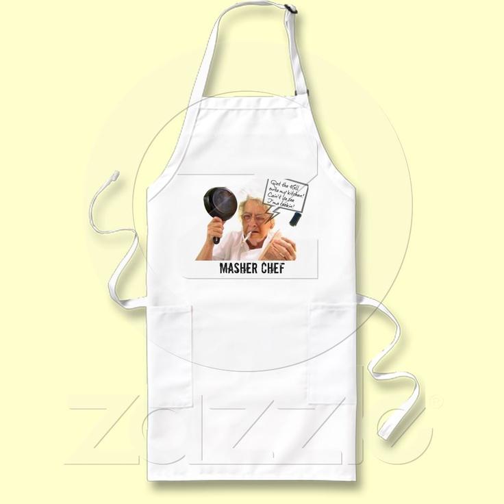 Masher Chef