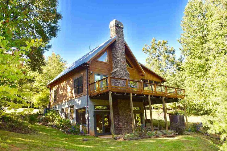 Log Cabins - Anderson, Pickens, Oconee Counties | Anderson SC Real ...