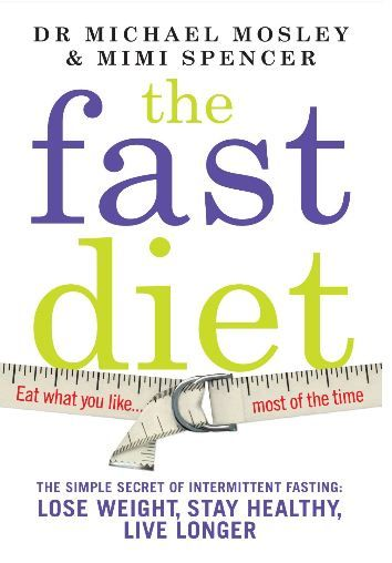 5-2 Diet – The Fast Diet Review:  This has proved a tricky review to write.  I've been successfully following the 5-2 diet without a book for a few months, after watching an illuminating Horizon programme,  using my own research and the advice of friends and other dieters.  And as such I'm probably NOT targ