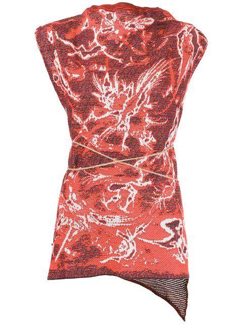 VIVIENNE WESTWOOD Top Mit Schnürung. #viviennewestwood #cloth #schnürung