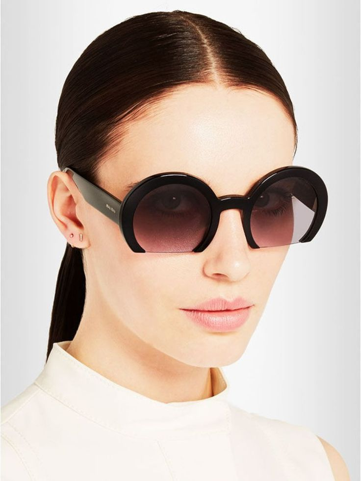 round and square glasses 2016