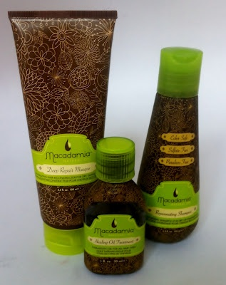 Bethlovebeauty: Macadamia Hair Proucts Review