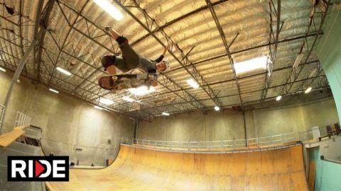 Trannies – Hawks Ramp Vol 2: Clay Kreiner, Paul-Luc Ronchetti, Moto Shibata and more skate Tony Hawk's… #Skatevideos #hawks #ramp #Trannies