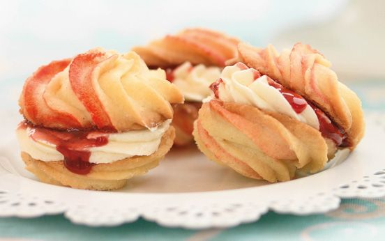 Viennese whirls recipe - goodtoknow
