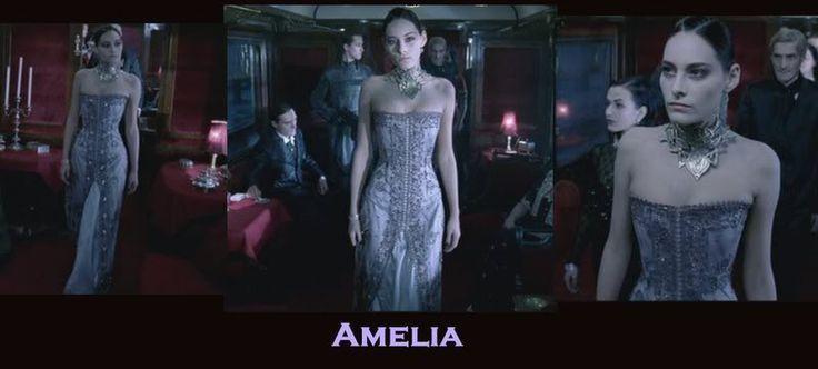Amelia in Underworld wore this dress and I immediately ... Underworld Amelia