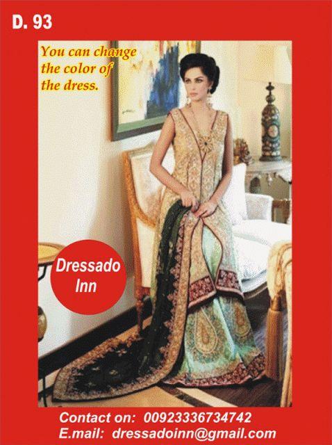 Dressado Inn: Dresses D. 93 to D. 96