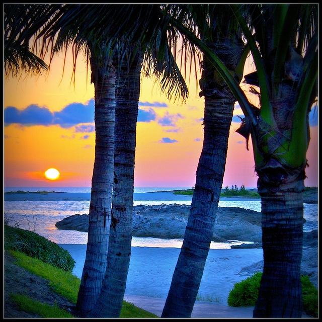 My hometown born and raised - Nassau, The Beautiful Bahamas